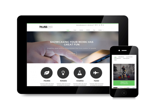 Página Web Empresarial – a partir de 200 euros!